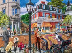 Honey's Emporium General Store Jigsaw Puzzle