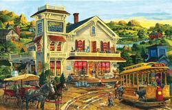 Gloria Rose General Store General Store Jigsaw Puzzle