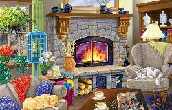 Puzzle-ing - Scratch and Dent Domestic Scene Jigsaw Puzzle