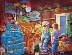 The Fly Maker Fishing Jigsaw Puzzle