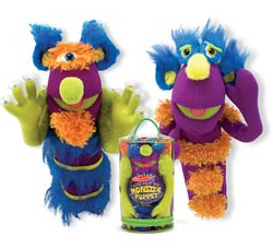 MYO Monster Puppet Toy