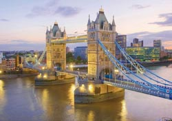 Tower Bridge London Jigsaw Puzzle