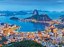 Rio de Janeiro Cities Jigsaw Puzzle