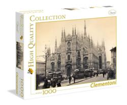 Milano, 1910-1915 Cities Jigsaw Puzzle