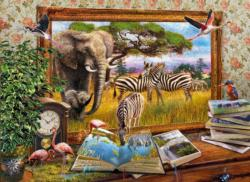 Come to Life Zebras Jigsaw Puzzle