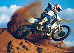 Dirt Bike Motorcycles Jigsaw Puzzle