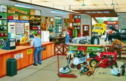 Do It Yourself Vehicles Jigsaw Puzzle