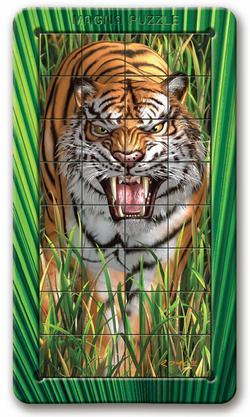 3D Lenticular - Tiger Tigers Lenticular