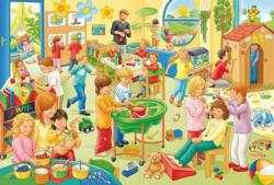 A day at playschool People Multi-Pack
