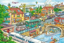 Vehicles And Traffic Vehicles Jigsaw Puzzle