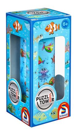 Puzzletower Waterworld Under The Sea Brain Teaser