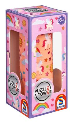 Puzzletower Girls Dream Unicorns Brain Teaser