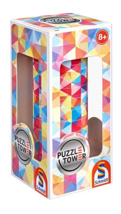 Puzzletower Abstract Abstract Brain Teaser