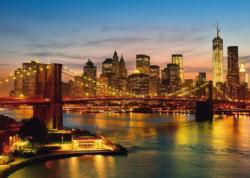 New York Bridges Jigsaw Puzzle
