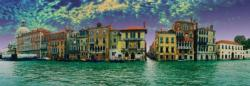View Of Venice Venice Panoramic Puzzle