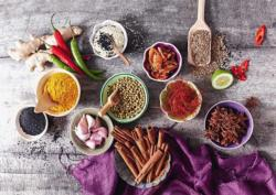 Spice Creation Food and Drink Jigsaw Puzzle