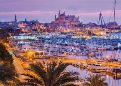 Palma De Mallorca Spain Jigsaw Puzzle