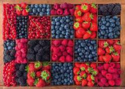 Berry Harvest Food and Drink Jigsaw Puzzle