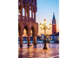 An evening at the Piazzetta, Venice Landmarks / Monuments Jigsaw Puzzle