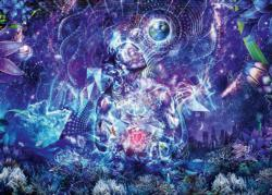 Transcendence Abstract Jigsaw Puzzle