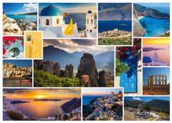 Take A Trip To Greece Greece Jigsaw Puzzle