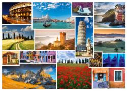Take A Trip To Italy Italy Jigsaw Puzzle