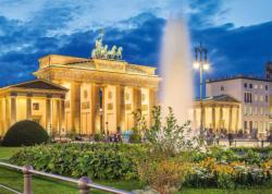 Brandenburg Gate Europe Jigsaw Puzzle