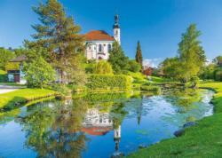 Breitbrunn, Chiemgau Germany Jigsaw Puzzle