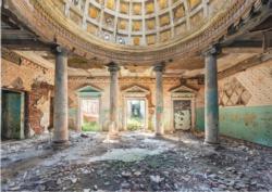 Sanatorium Landscape Jigsaw Puzzle