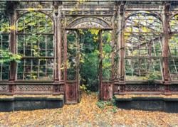 Vegetal Arch Outdoors Jigsaw Puzzle