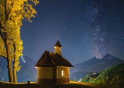 Lockstein: Milky Way Night Jigsaw Puzzle