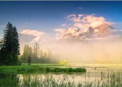 Lake Taubensee - Scratch and Dent Lakes / Rivers / Streams Jigsaw Puzzle