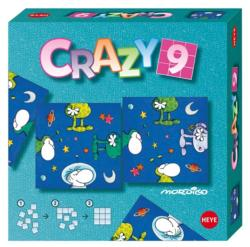 Crazy9 Mordillo In Space Space Non-Interlocking Puzzle