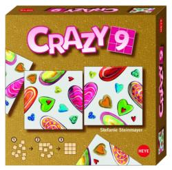 Crazy9 Steinmayer Hearts Hearts Non-Interlocking Puzzle