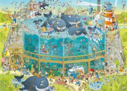 Ocean Habitat Under The Sea Jigsaw Puzzle