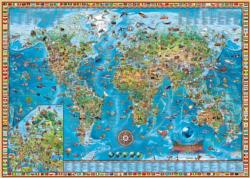 Amazing World Maps / Geography 2000 and above