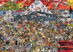 British Music History Music Jigsaw Puzzle