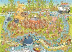 Australian Habitat Australia Jigsaw Puzzle