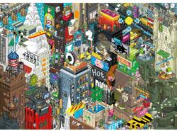 New York Quest New York Jigsaw Puzzle