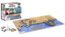Dubai Cities 4D Puzzle