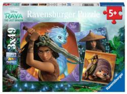 Raya and the Last Dragon Dragons Multi-Pack