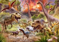 Dinosaur Dash Dinosaurs Children's Puzzles