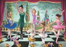 Ballet Rehearsal Dance