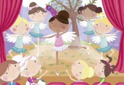 Ballet Beauties Dance Floor Puzzle