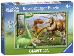 Reality Roars - The Good Dinosaur Cartoons Jigsaw Puzzle