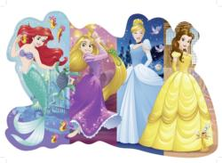 Pretty Princesses Cartoons Large Piece