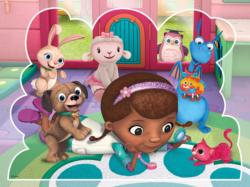 I See You! (Doc McStuffins) Bunnies Children's Puzzles