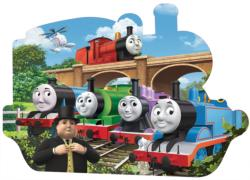Thomas' World Movies / Books / TV Children's Puzzles