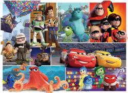 Pixar Friends Movies / Books / TV Children's Puzzles