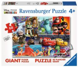 Pixar Friends - Scratch and Dent Movies / Books / TV Children's Puzzles
